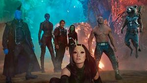 Guardians of the Galaxy Vol. 2- The Team