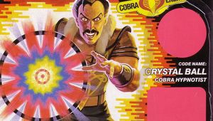 Crystal Ball, GI Joe