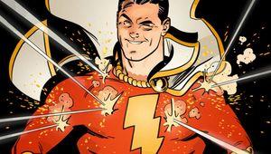 Shazam DC Comics