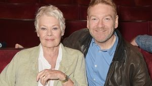Judi Dench, Kenneth Branagh, artemis fowl
