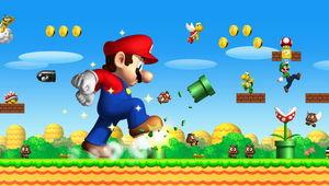 Mario pipes