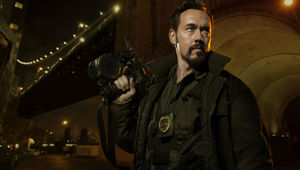 The Strain on FX with Kevin Durand