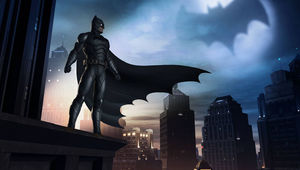 Batman Telltale Games