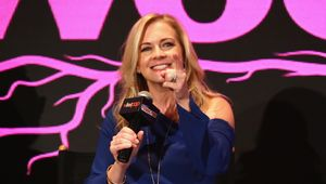The Watcher In The Woods, Melissa Joan Hart, Paula Hart, New York Comic Con 2017