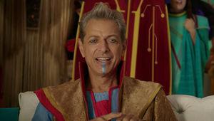 Thor Ragnarok, Jeff Goldblum