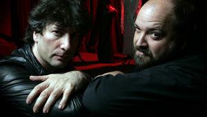 Neil Gaiman and Dave McKean
