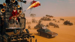 Mad Max: Fury Road, Coma Doof Warrior