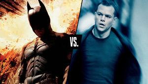 Dark Knight vs Bourne
