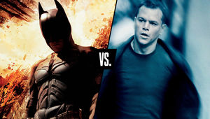Dark Knight vs Bourne