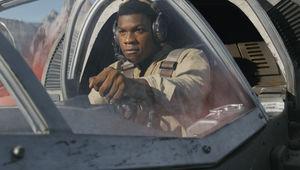 Finn last Jedi ship