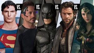 Debate Club: best superhero