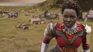 Nakia Black Panther