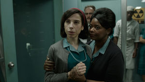 Shape of Water oscars