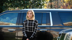 Skyler Samuels as Esme Frost on The Gifted