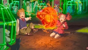 mary and the witch's flower spell