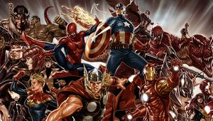 Marvel Legacy comics