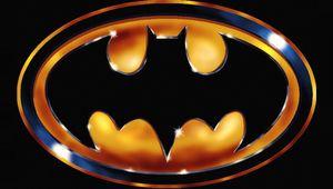 Batman 1989 logo