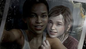 The Last of Us - Ellie and Riley