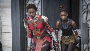 Black Panther Dora Milaje, Lupita Nyong'o