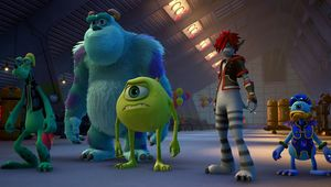 Kingdom Hearts III - Monsters, Inc. World