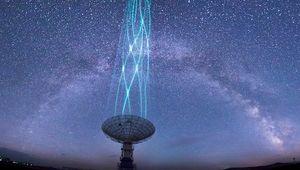 SETI Institute radio telescope