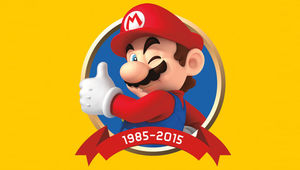 Super Mario Bros. Encyclopedia closeup