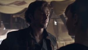 Solo: A Star Wars Story- Alden Ehrenreich as Han Solo