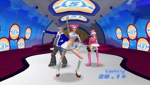 Space Channel 5 - Ulala Dancing