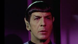 Spock on Star Trek: The Original Series