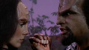 Klingon mating ritual, Star Trek: The Next Generation