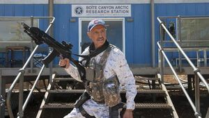 Tremors: A Cold Day in Hell - Michael Gross as Burt Gummer