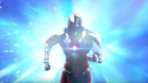 Ultraman animated film