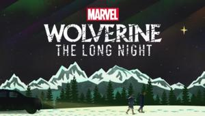 Wolverine: The Long Night Podcast Art