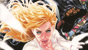 Cloak and Dagger Marvel cover
