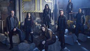 Agents of SHIELD season 5 key art