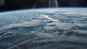 NASA image of Earth