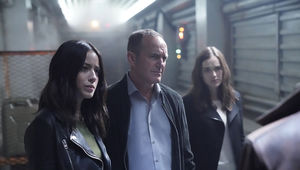 Agents of SHIELD 501- Daisy, Coulson, Simmons