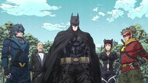 Batman Ninja Bat Crew