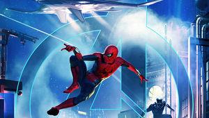 Disney Marvel announcement poster