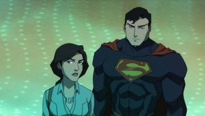 Lois Lane and Superman in The Death of Superman