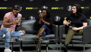 eccc2018 day3 highlights syfywire screengrab