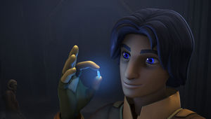 Star Wars Rebels, Ezra Bridger