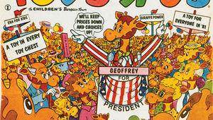 Toys R Us Geoffrey Ad