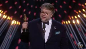 Guillermo del Toro, Oscars