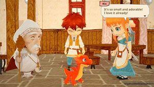 Little Dragons Cafe - First Screenshot