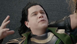 Thor: Ragnarok- Matt Damon's cameo