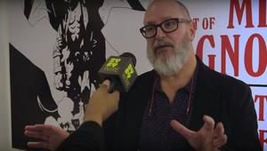 Mike Mignola SYFYWIRE interview screengrab