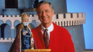 Mr. Rogers hero