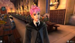 tonks hogwarts mystery