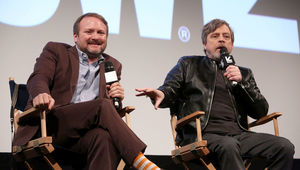 Rian Johnson Mark Hamill, Star Wars SXSW